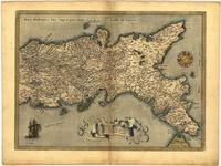 tablou tablou harta antica (221)