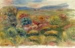 Tablou canvas renoir - landscape, 1906 10